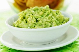 Recipes for dips - guacamole