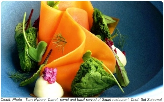 Easy vegetable recipes - finger food appetizers