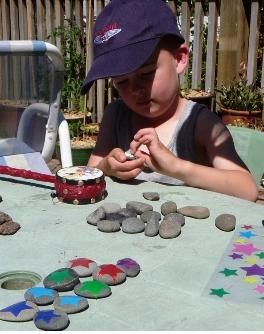 Kids Nature Crafts - Memory Game