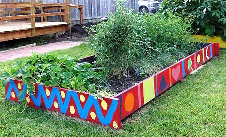 Raised Vegetable Garden; Raised Bed Gardening - How to Build ... on