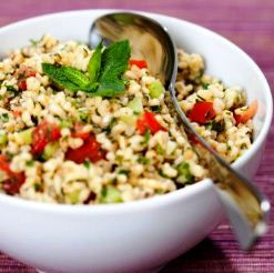 salad recipes - tabbouleh salad