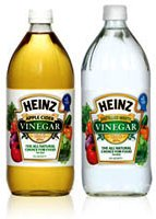 Natural pest control - vinegar