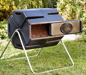 Spinning Composter