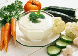 Easy vegetable Dip recipes