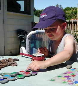Kids Outdoor Crafts - Memory Game2