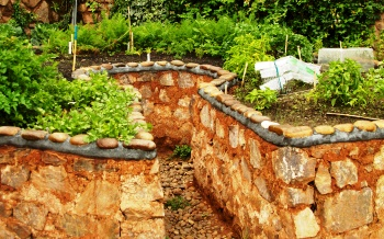 how to make a raised bed garden. Stone Raised Gardens How To Make A Bed Garden