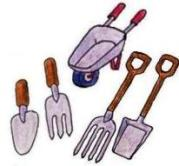 Even No Dig Gardeners Still Need Garden Tools For Some Tasks.